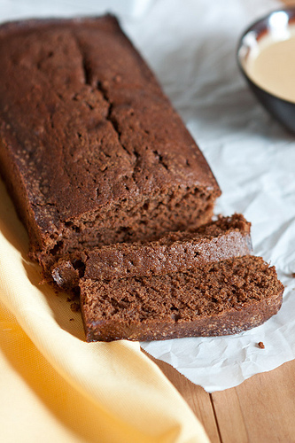 Cake chocolat fleur de sel